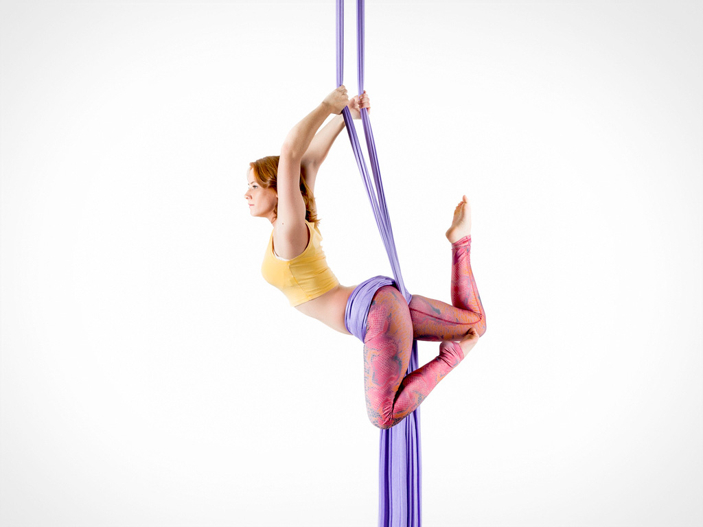 Aerial Silk Vienna Your New Obsession